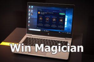 El PUP Win Magician