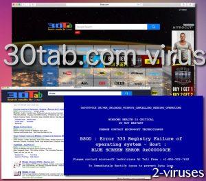 El virus 30tab.com