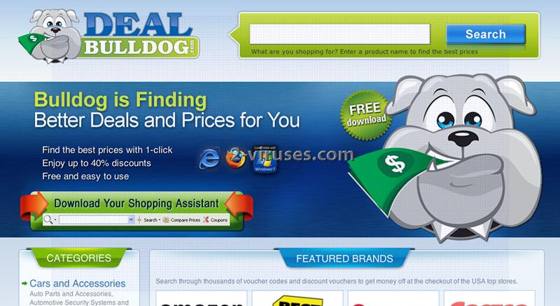 DealBulldog Toolbar