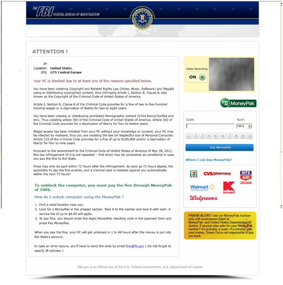 related image #1 from FBI ransomware