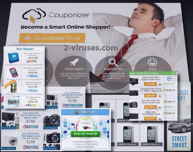 Ads by Couponizer