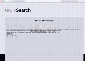 El virus Chumsearch.com