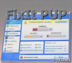 FixIt PUP (by Avanquest)