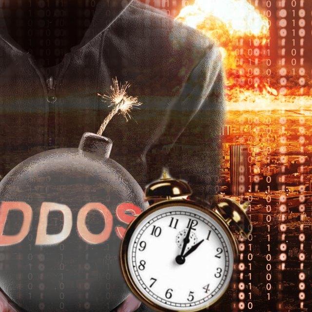 Phantom Squad targets companies with DDoS