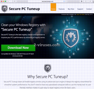 Secure PC Tuneup