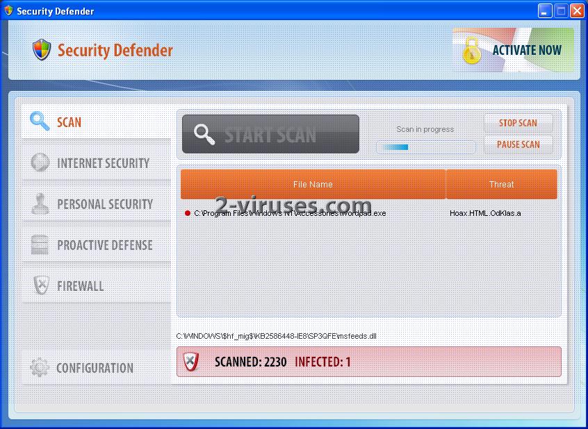Security Defender