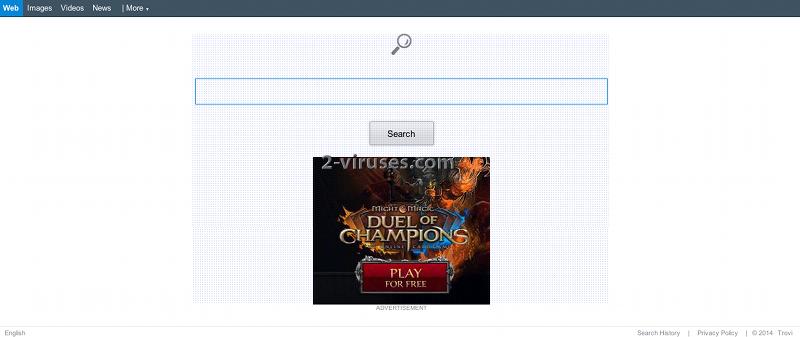 El virus Trovi.com