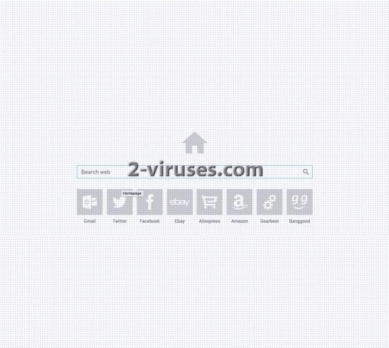 web-start.org browser hijacker virus