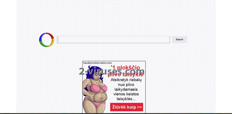 EL virus Websearch.calcitapp.info