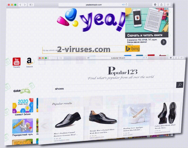 Yeadesktopbr.com hijacker